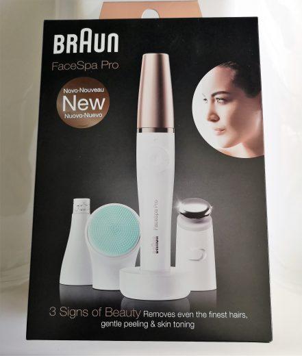 FaceSpa Pro 913 de Braun