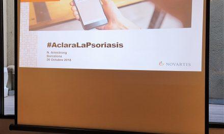 """Ante la Psoriasis """"Cuídate y Actúa""""."""