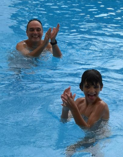 Rodrigo, Autismo y emociones, papá
