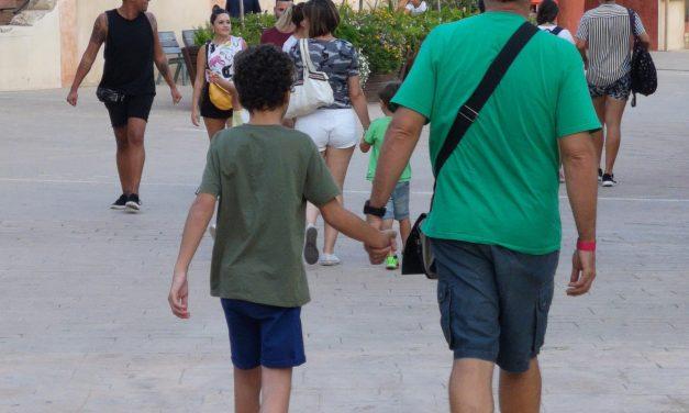 Rodrigo y la ausencia de papá. Autismo y emociones.