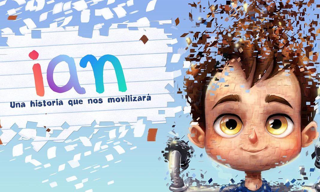 """#Cinediverso. """"Ian"""", una historia que nos movilizará"""