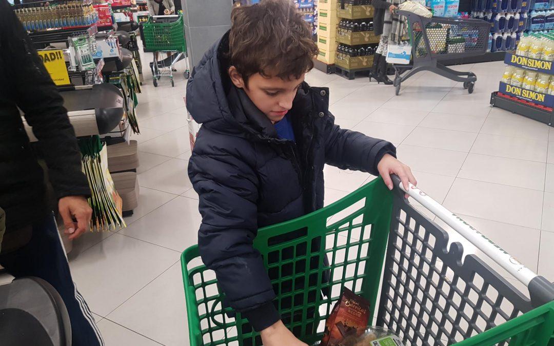 Rodrigo, Educación Especial y Programa de compras y desayuno.