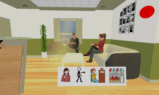 VirTEA. La nueva app de realidad virtual para trabajar la espera y anticipación en personas con Autismo.