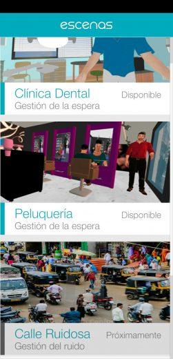 VirTEA app móvil anticipación TEA Autismo