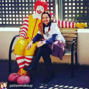 Pinceles y sonrisas @patlawmakeup Casa Ronald McDonald