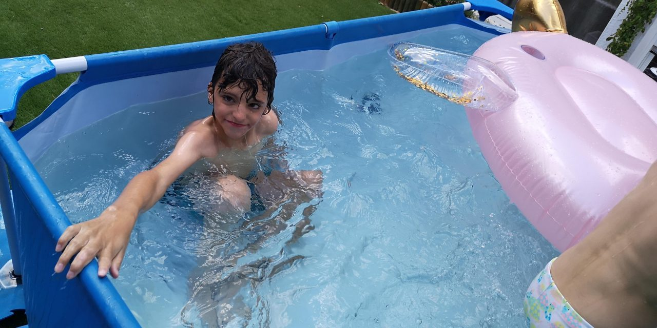 Verano, tres niños en casa, diversidad y cómo los días pueden tener 27 horas