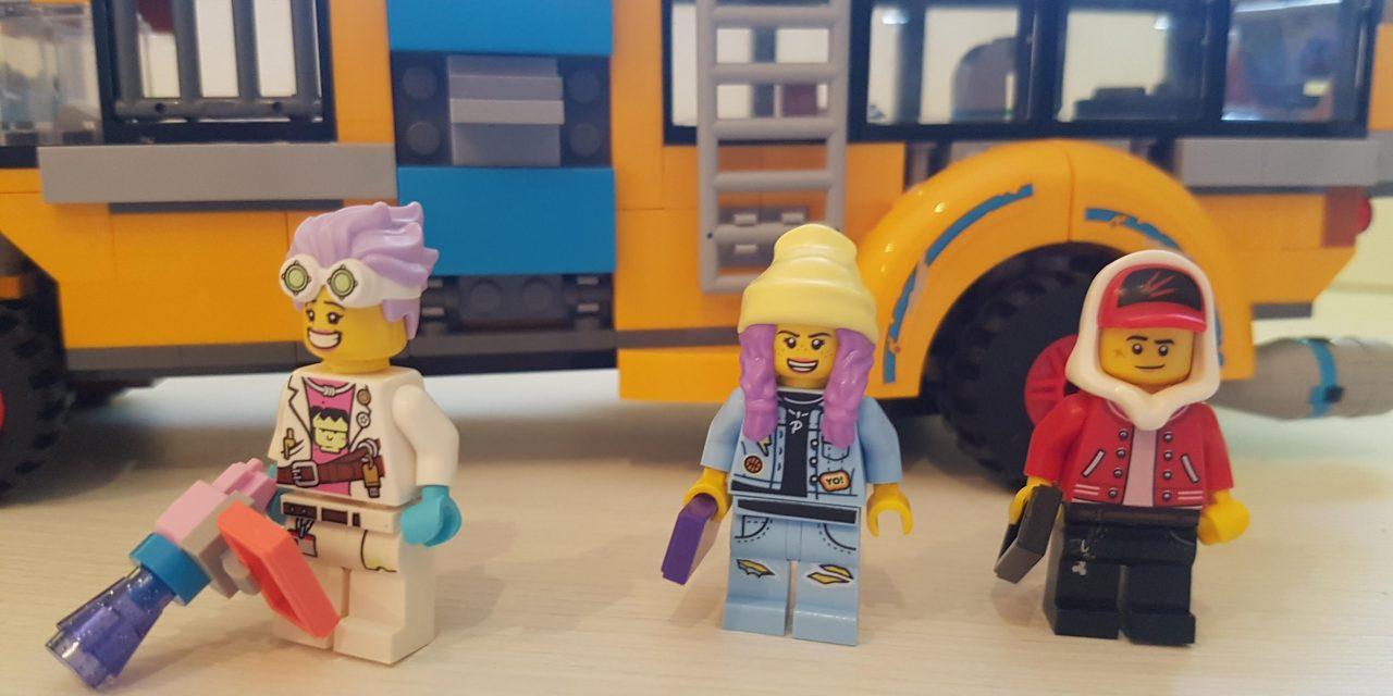 Lego hidden side: bloques, fantasmas y realidad aumentada