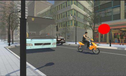 """""""Calle ruidosa"""" de VIRTEA: trabajando la espera en Autismo con Realidad Virtual"""