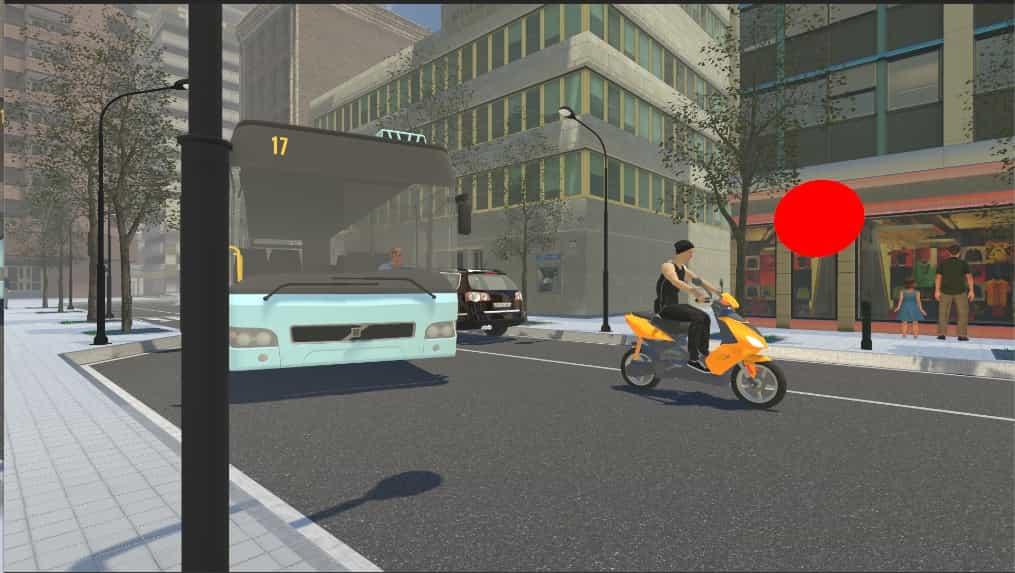 «Calle ruidosa» de VIRTEA: trabajando la espera en Autismo con Realidad Virtual