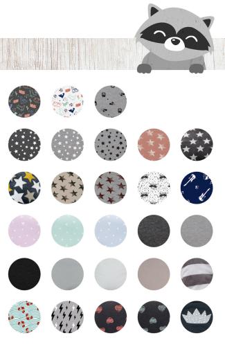 Catálogo diseños para fundas Jana bebé