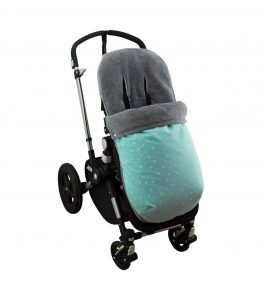 Saco funda carro Bugaboo Jana bebé