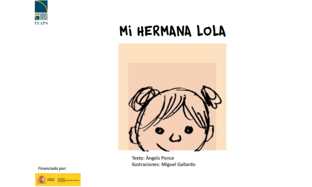 #Librosdiversos. Mi hermana Lola