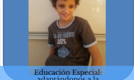Educación Especial: adaptarse a la adolescencia