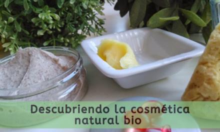 Descubriendo la cosmética natural bio