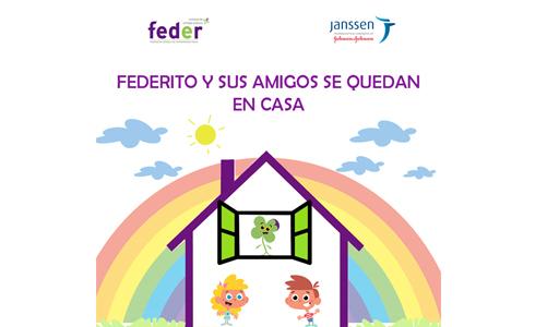 """#EERR """"Federito y sus amigos se quedan en casa"""""""