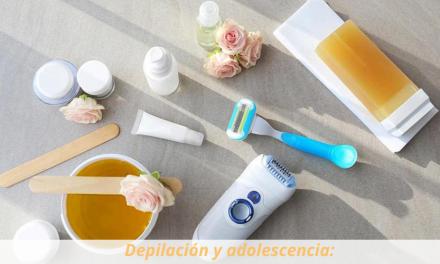 Depilación y adolescencia. Mejores Clinicas de Belleza Estética de Madrid