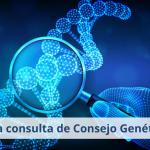 La consulta de Consejo genético