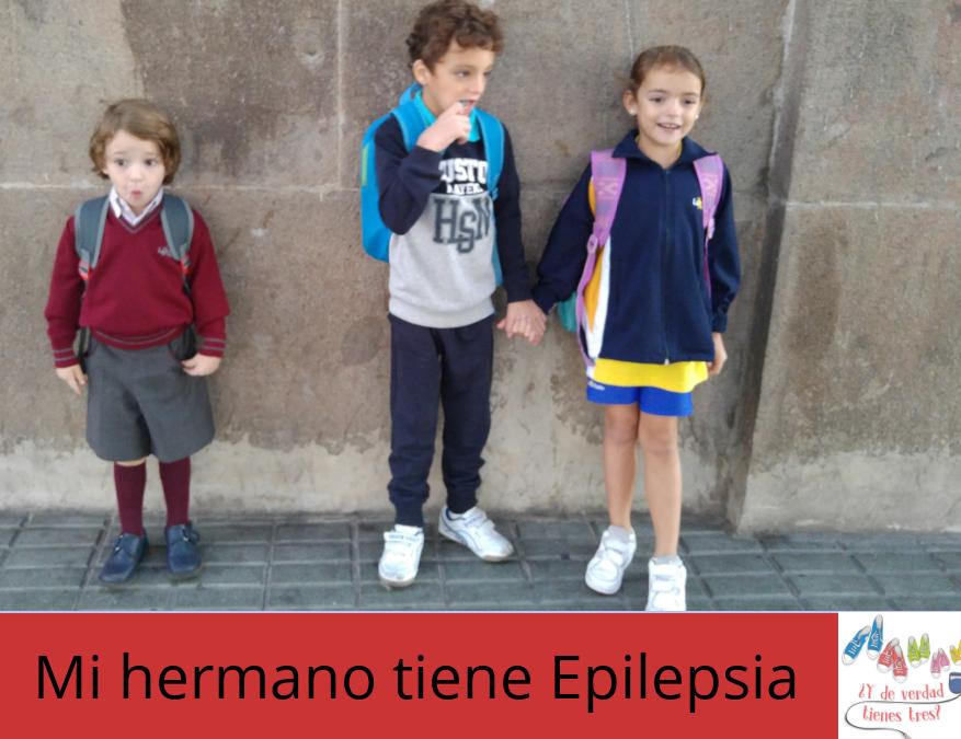 Mi hermano tiene Epilepsia
