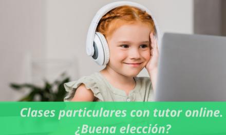 Clases particulares con tutor online. ¿Buena elección?